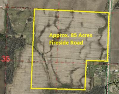 Residential Lots & Land Active-No Offer: Fireside