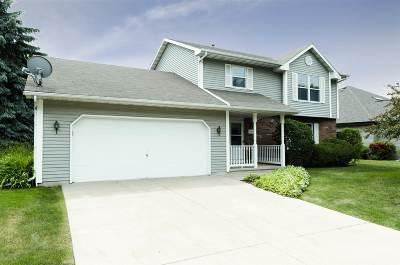 Oshkosh Single Family Home Active-No Offer: 1605 River Mill