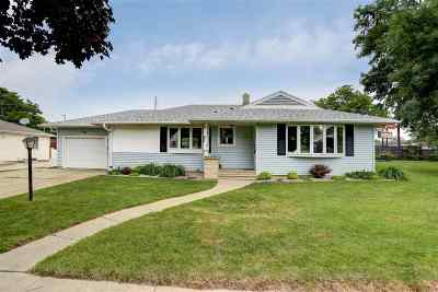 Appleton Single Family Home Active-No Offer: 76 Foster