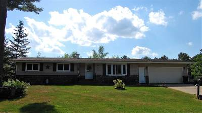 Oconto Single Family Home Active-No Offer: 219 Washburn