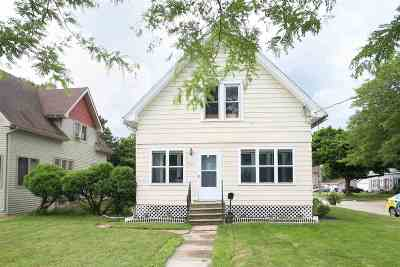 Appleton Single Family Home Active-Offer No Bump: 703 S Walnut