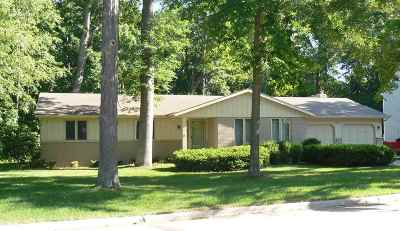 Green Bay Single Family Home Active-No Offer: 2835 Newberry
