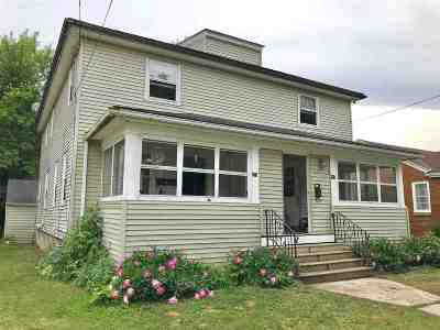 Green Bay Multi Family Home Active-No Offer: 979 Bond