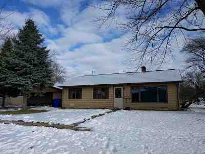 Appleton Single Family Home Active-No Offer: 1714 N Elinor
