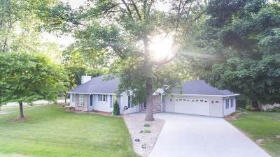 Appleton Single Family Home Active-No Offer: 2212 Sunrise