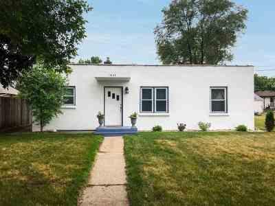 Green Bay Single Family Home Active-No Offer: 1832 Smith