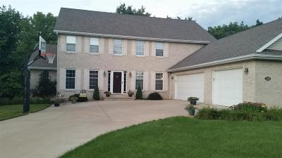 Appleton Single Family Home Active-No Offer: W2328 Valleywood