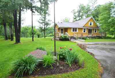 Crivitz Single Family Home Active-No Offer: N10459 Parkway