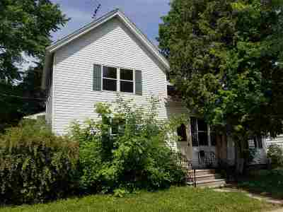 Appleton Single Family Home Active-Offer No Bump: 203 N Rankin