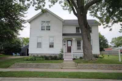 Single Family Home Active-No Offer: 214 Rosalia