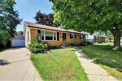 Single Family Home Active-No Offer: 1671 9th