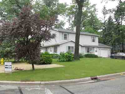 Multi Family Home Active-No Offer: 1514 Beech Tree
