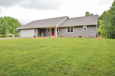Pulaski WI Single Family Home Active-No Offer: $269,900