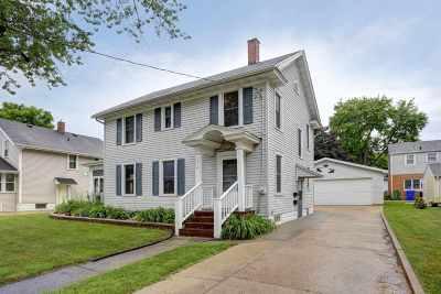 Appleton Single Family Home Active-No Offer: 1315 N Morrison
