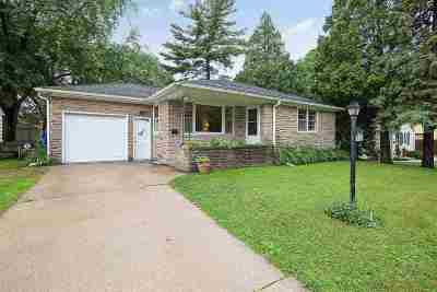 Green Bay Single Family Home Active-No Offer: 1333 Western