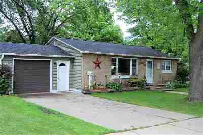Oconto Falls Single Family Home Active-No Offer: 242 S Franklin