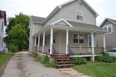 Appleton WI Single Family Home Active-No Offer: $120,000