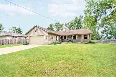 Pulaski Single Family Home Active-Offer W/Bump: 620 2nd
