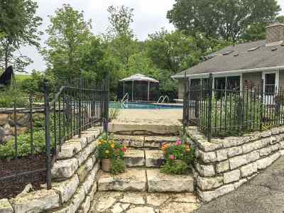 De Pere Single Family Home Active-No Offer: 3351 Heritage