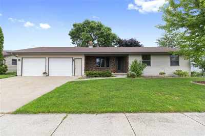 Kaukauna Single Family Home Active-Offer No Bump: 2816 Main