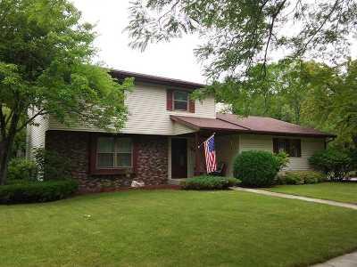 Single Family Home Active-No Offer: 739 Bragg