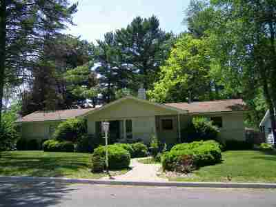 Shawano Single Family Home Active-No Offer: 1149 S Park St