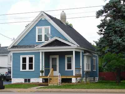 Appleton Single Family Home Active-Offer W/Bump-Show: 608 N Richmond