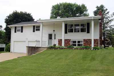 Single Family Home Active-No Offer: 1617 Bruce