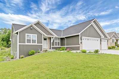 Green Bay Single Family Home Active-Offer No Bump: 2621 Prairie Garden