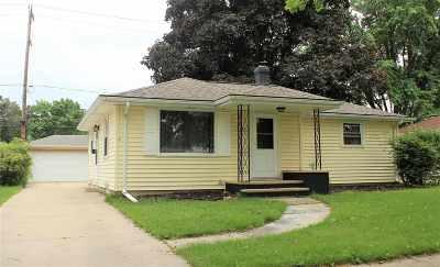Appleton Single Family Home Active-Offer No Bump: 907 E Frances