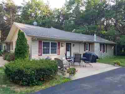 Single Family Home Active-No Offer: N1708 Catherine