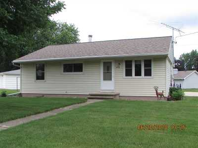 Single Family Home Active-No Offer: 1406 North