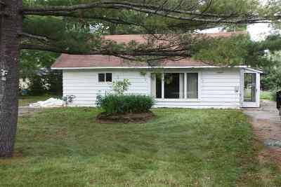 Shawano Single Family Home Active-No Offer: N6004 Mork