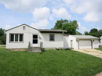 Appleton Single Family Home Active-Offer No Bump: 1230 E Randall