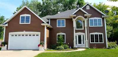 Oshkosh Single Family Home Active-No Offer: 1390 Judy Lee