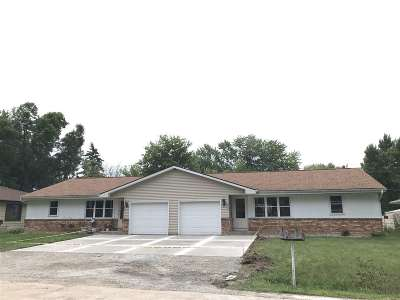 Appleton WI Multi Family Home Active-No Offer: $197,900