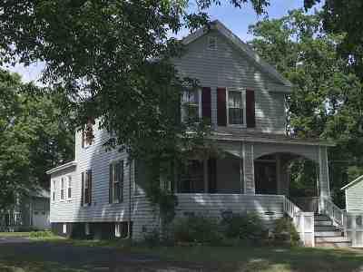 Oconto Single Family Home Active-Offer No Bump: 451 Main