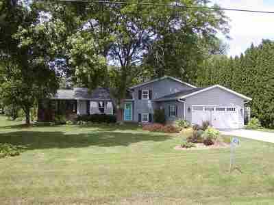Oshkosh Single Family Home Active-No Offer: 3572 Brooks
