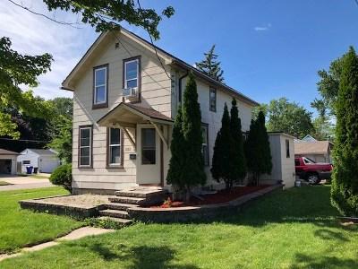 Appleton Single Family Home Active-No Offer: 1522 W Spencer