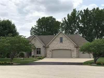 Sherwood Single Family Home Active-No Offer: N7861 Rocksbury