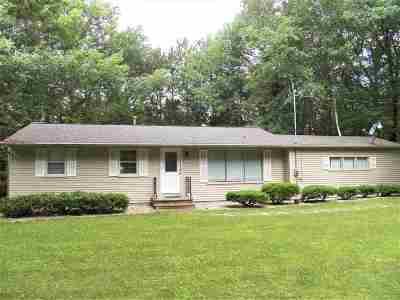 Oneida Single Family Home Active-Offer No Bump: 4305 N Pine Tree