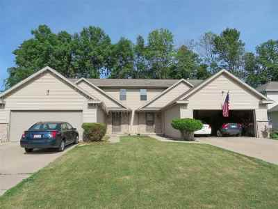 Brown County Multi Family Home Active-No Offer: 413 Aloysius
