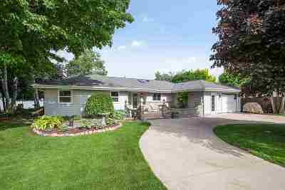 Shawano County Single Family Home Active-Offer No Bump: 201 N Pike