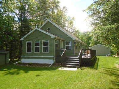 Wausaukee Single Family Home Active-Offer W/Bump-Show: N9527 Boat Launch