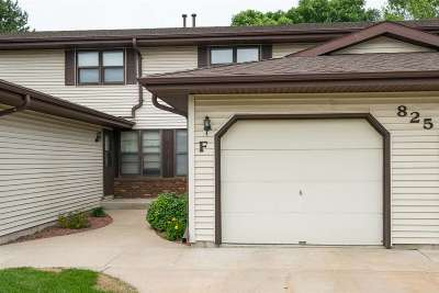 Appleton Condo/Townhouse Active-No Offer: 825 S Olson #F