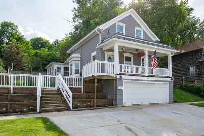 Kaukauna Single Family Home Active-No Offer: 319 W 3rd