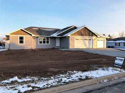 Luxemburg Single Family Home Active-No Offer: 306 Robin
