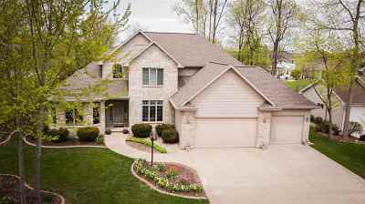 Appleton Single Family Home Active-Offer No Bump: W5936 Blazing Star