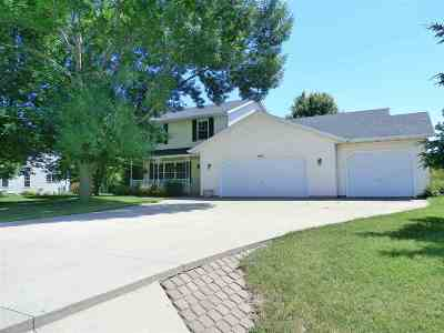 Greenville Single Family Home Active-Offer No Bump: N1348 Fawn Ridge