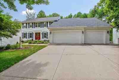 Green Bay Single Family Home Active-No Offer: 3181 Renaissance
